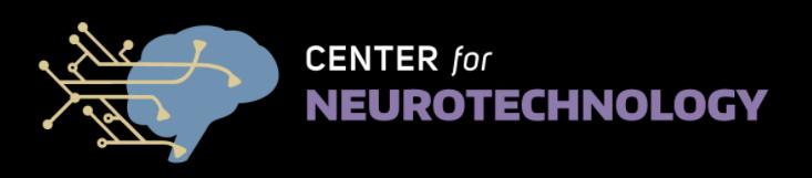 Center for Neurotechnology