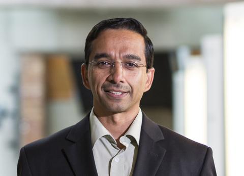 Rajesh Rao headshot