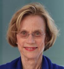 Photo of Ann Graybiel, CSNE member at MIT