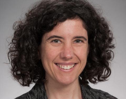 A headshot of Rosana Risques